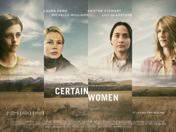 Certain Woman UK Poster