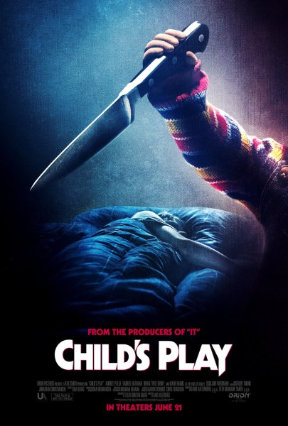 Child's Play New Film Poster