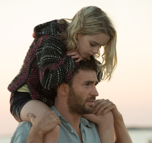 Chris Evans - Gifted Movie
