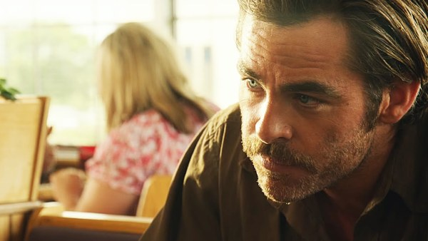 Chris Pine - Hell or High Water movie