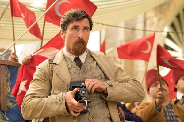 Christian Bale - The Promise Movie