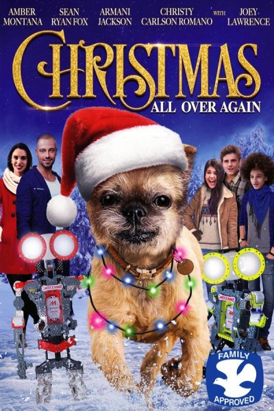 Christmas All Over Again Movie Poster