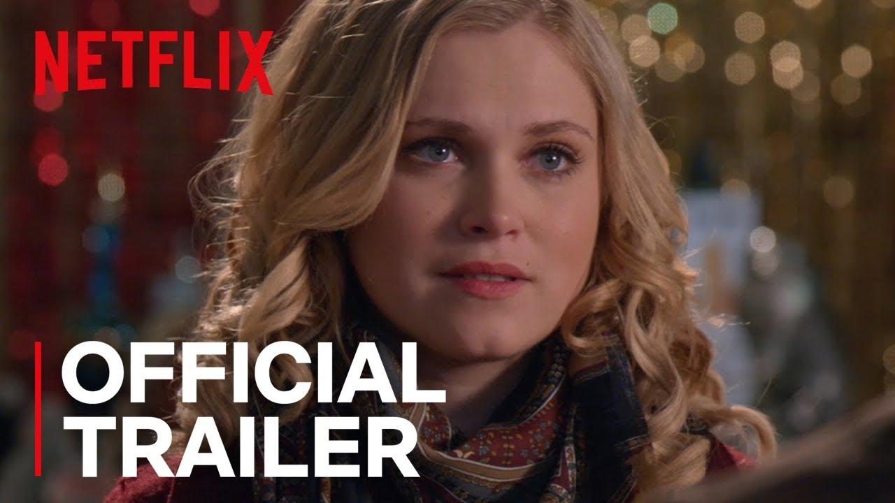 Christmas Inheritance Eliza Taylor.Christmas Inheritance Teaser Trailer