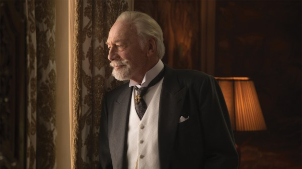 Christopher Plummer - The Exception Movie