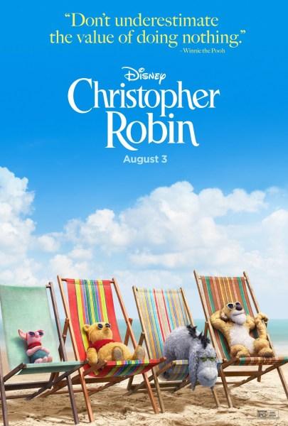 Christopher Robin New Film Poster