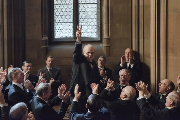 Churchill - Darkest Hour Movie