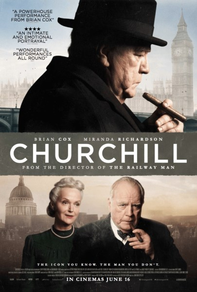 Churchill Film Poster