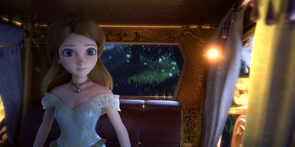 Cinderella And The Secret Prince Movie
