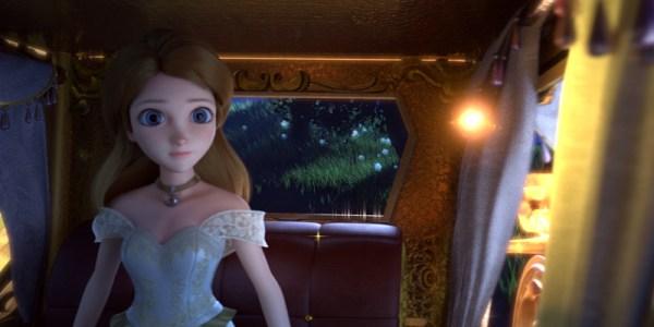 Cinderella And The Secret Prince Movie