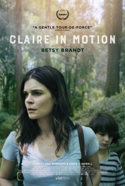 Claire In Motion Movie Poster