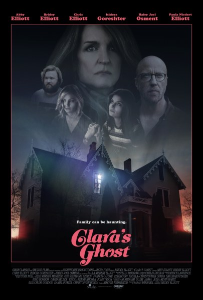 Clara's Ghost Poster