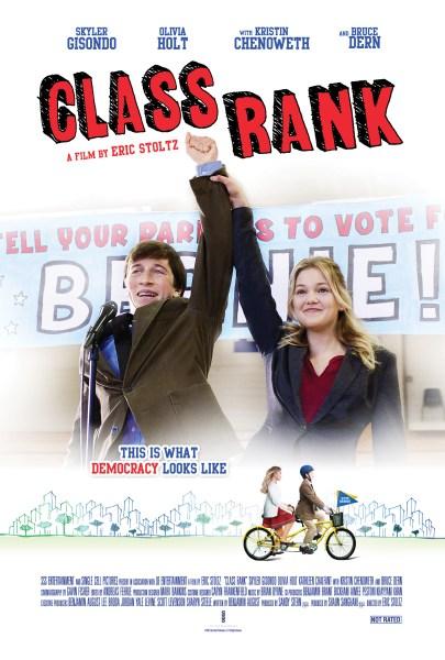 Class Rank New Film Poster