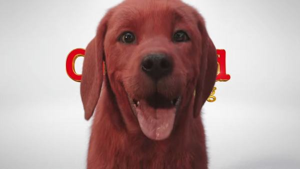 Clifford The Big Red Dog Movie 2021