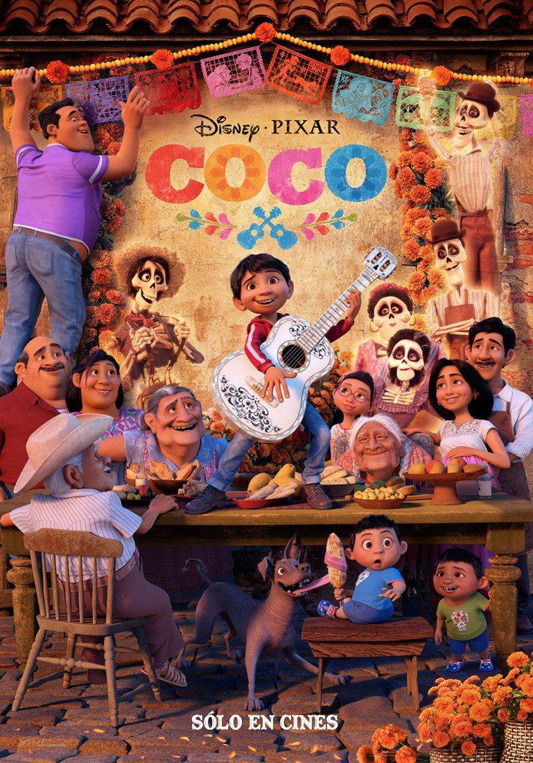Afbeeldingsresultaat voor coco poster