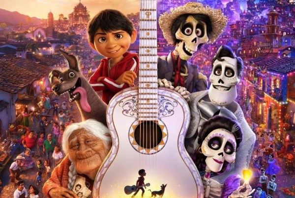 Coco By Disney Pixar