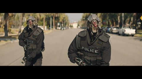 Code 8 Movie Trailer : Teaser Trailer