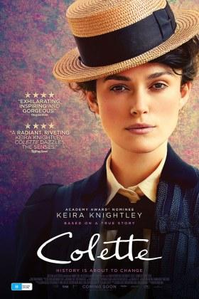 Colette Australia Poster