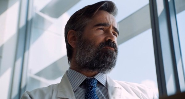 Colin Farrell The Killing Of A Sacred Deer Movie