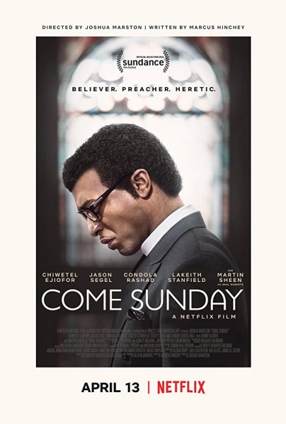 Come Sunday Movie Poster