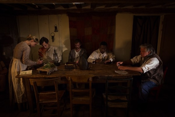 Conleth Hill, Alex Hassell, Graham Butler, Tori Butler Hart, And Fisayo Akinade In The Isle