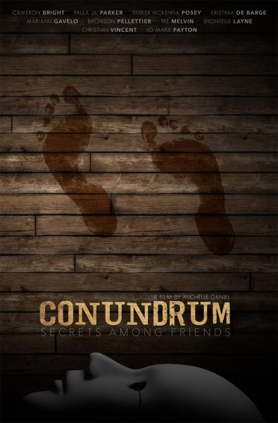 Conundrum Secrets Among Friends Movie Poster