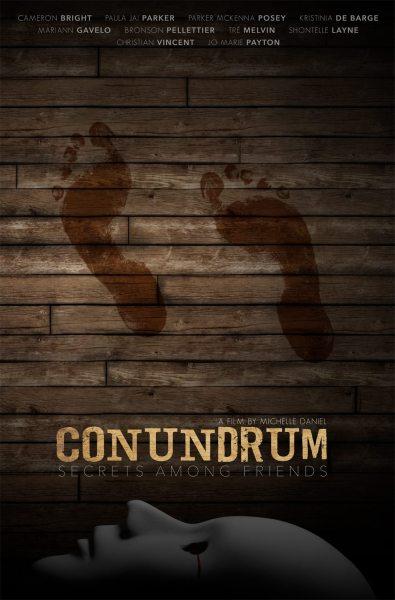 Conundrum Secrets Among Friends Movie Poster