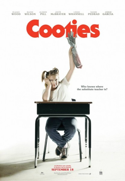 Cooties neues Poster