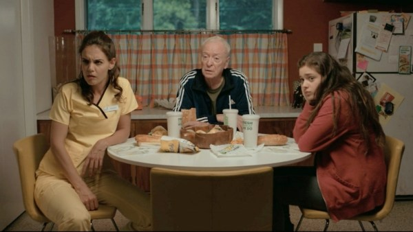 Coup D'Etat Movie - Katie Holmes, Michael Caine, And Odeya Rush