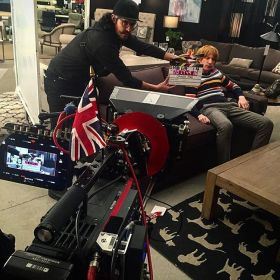 Crash Pad Movie - behind the scenes