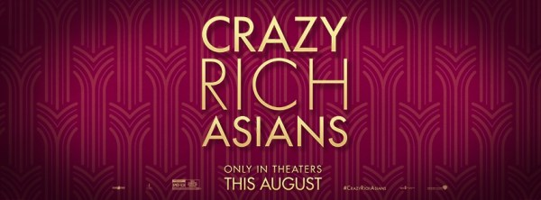 Crazy Rich Asians Banner