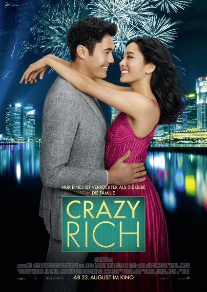 Crazy Rich Asians New Film Poster