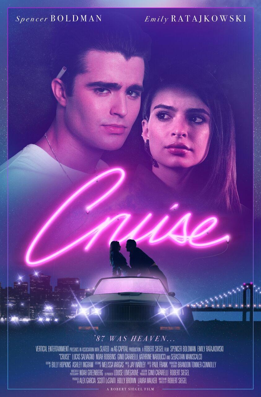 Cruise Movie Starring Emily Ratajkowski And Spencer