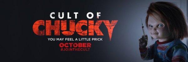 Cult Of Chucky Movie October 2017