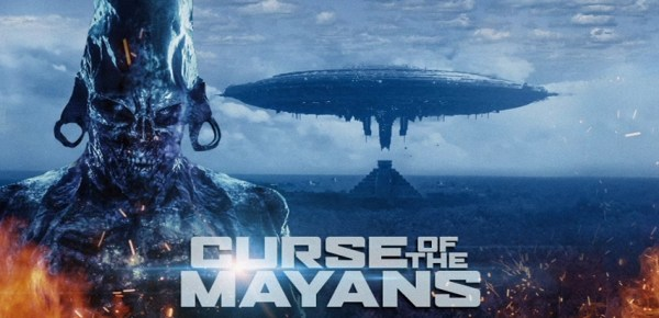 Curse Of The Mayans movie 2018