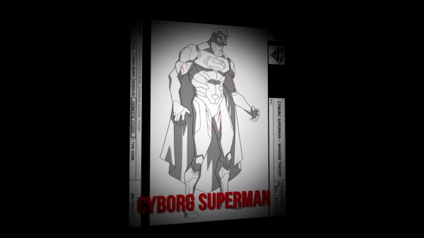 Cyborg Superman Reign Of The Supermen
