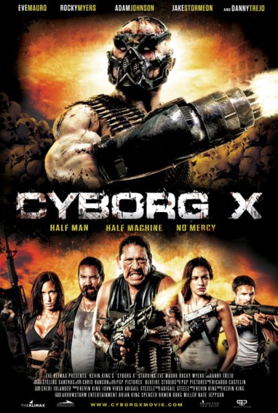 Cyborg X Movie - Danny Trejo