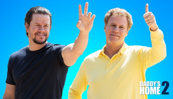 Daddy's Home 2 Movie - Mark Wahlberg And Will Ferrell