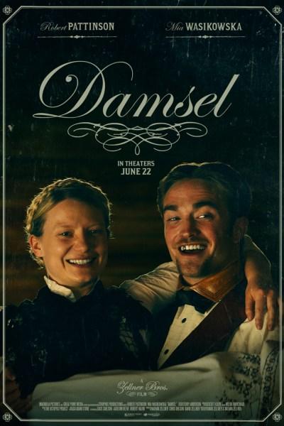 Damsel Film Poster