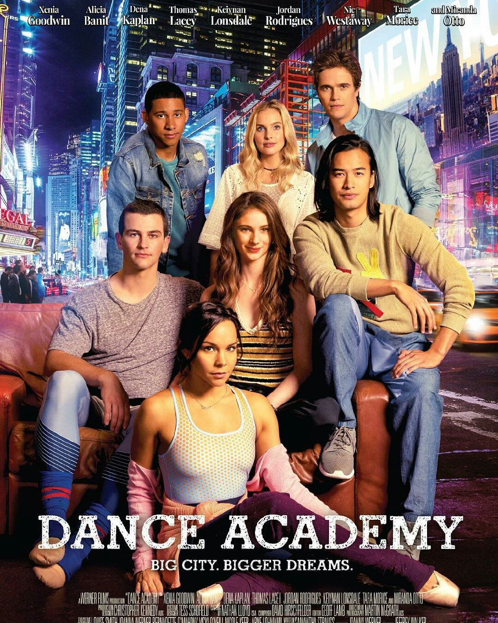 Dance Academy Film