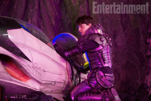 Dane DeHaan - Valerian and the City of a Thousand Planets