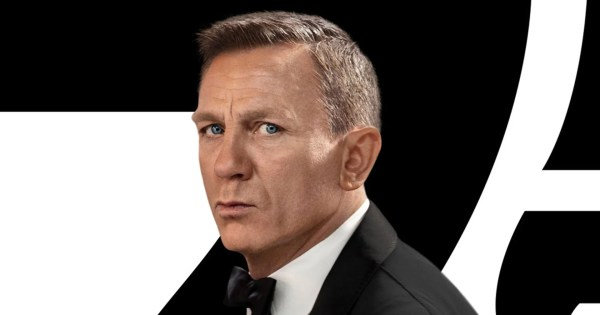Daniel Craig - No Time To Die - James Bond 2020