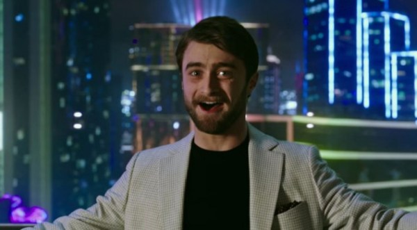 Daniel Radcliffe - Guns Akimbo movie