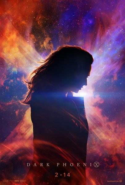 Dark Phoenix Movie Poster
