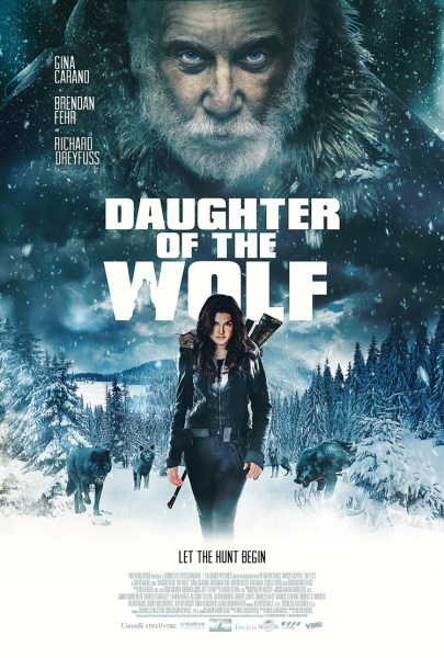 Daughter Of The Wolf New Film Poster