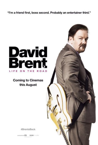 David Brent Life on the Road Movie