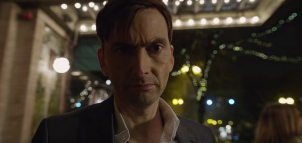 David Tennant Bad Samaritan Movie
