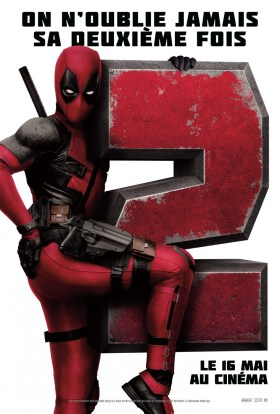 Deadpool 2 French Poster
