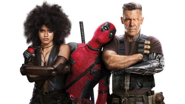 Deadpool 2 Movie 2018
