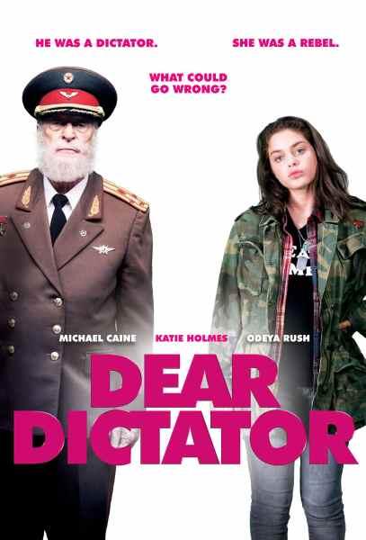 Dear Dictator Poster