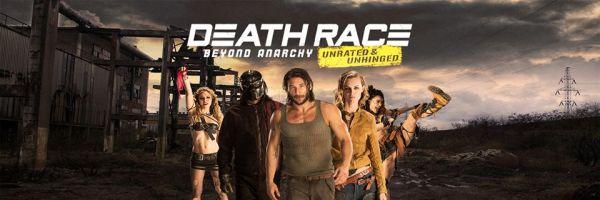 Death Race 4 Beyond Anarchy - 2018 Movie